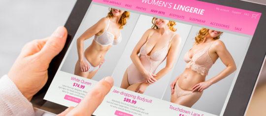 lingerie sexy femmes
