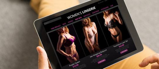 lingerie sexy en ligne